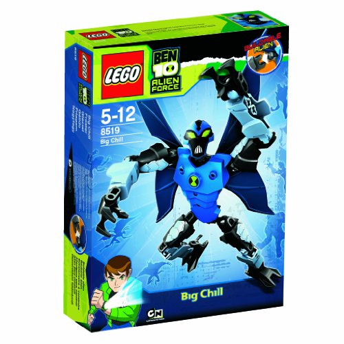 Lego Ben 10 Alien Force 8519 Big Chill Picture