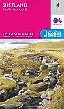 Shetland - South Mainland 1 : 50 000 (OS Landranger Map)