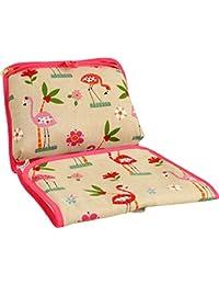 Vagabond Florence Flamingo Large Hang up Bag Trousse de toilette, 26 cm, (Multicolor)