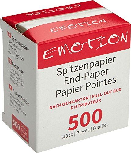 Efalock Professional Spitzenpapier, 1er Pack, (1x 500 Stück)