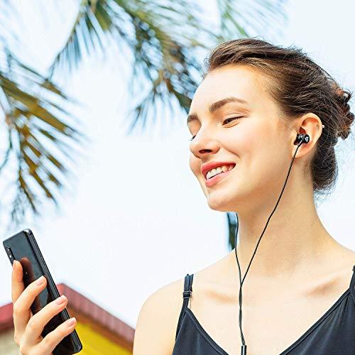 KLIM Fusion In-Ear-Kopfhörer mit Memory Foam, Rot - 3