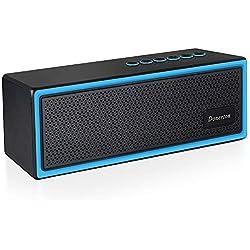 Altavoz Bluetooth Portatiles, 20W Multifuncional IPX67 Altavoz Impermeable Bluetooth 4.2 Extra Bass, 360 Grados de Sonido Envolvente, Altavoz Portatil con HD Mic, SD, FM, AUX, 12H