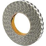 3M 9086 doppelseitiges Klebeband, 5 oder 50 m, verschiedene Breiten wählbar / 9 mm x 50 m