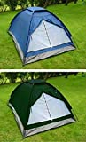 2 Person Festival Waterproof Outdoors Fun Camping Tent Carry Case Easy Quick Pitch