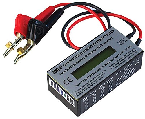 Act Meter chrome-ibt Akku Tester SLA [1] Pro-Serie (steht überprüft) Act Meter