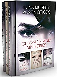 Of Grace and Sin Series: Romantic Thriller Box Set Books 1-3 (English Edition)