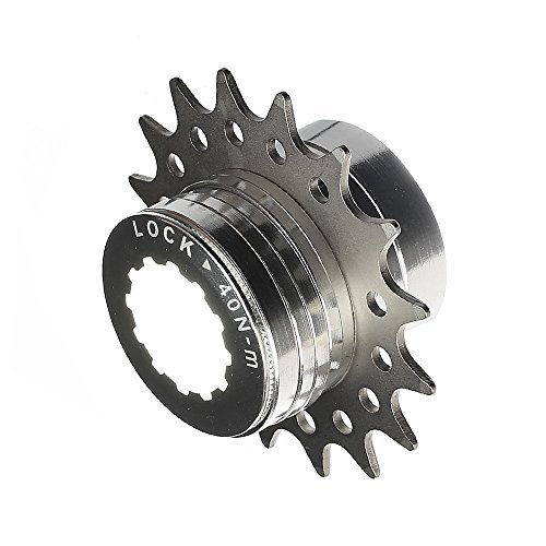 Conversion Kit Fixie Bike Single Speed Shimano Adaptor by CyclingDeal -