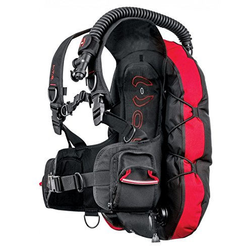 Hollis L.T.S. Light Travel System BCD Medium (Bcd Travel)