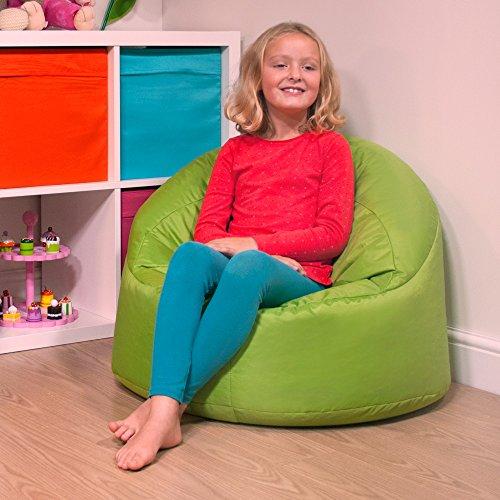 Bean Bag Bazaar Sitzsack für Kinder, fürn drinnen und draußen