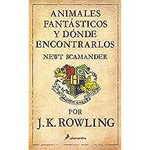 Animales fantásticos y donde encontrarlos (Letras de Bolsillo)