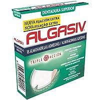 Algasiv - Almohadillas Adhesivas Superior - 18 Unidades