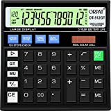 #6: Orpat OT-512GT Calculator (Black)