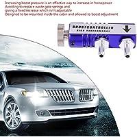 Kit de control de turbocompresor/turbocompresor manual ajustable de 1 a 30 PSI Racing Turbo