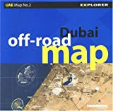 Dubai Off-Road Map (Off Road Image Maps)