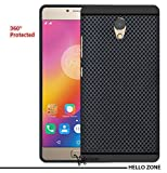 Hello Zone Exclusive Dotted Matte Finish Soft Back Case Cover For Lenovo P2