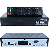 HD Sat Receiver Nokta 1461 (USB, HDMI, Scart, Digital Audio Out, FULL HDTV, DVB-S2) ( Gratis HDMI KABEL )-