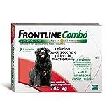 FRONTLINE COMBO CHIEN 40 60 KG ANTI-PUCES ET TIQUES