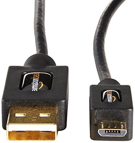 AmazonBasics - Cavo Micro USB 2.0-0,9 m (pacco da 3)