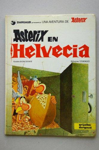 Asterix en helvecia (Astérix en Espa)