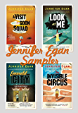 Jennifer Egan Sampler: Emerald City, The Invisible Circus, Look at Me & A Visit From the Goon Squad (English Edition)