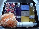 Geschenkschachtel für Badezimmer, Weihnachtsmotiv