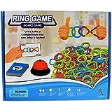 72 قطعة لعبة لوحية حلقية تفاعلية، لعبة تطوير ذكاء للاطفال والكبار