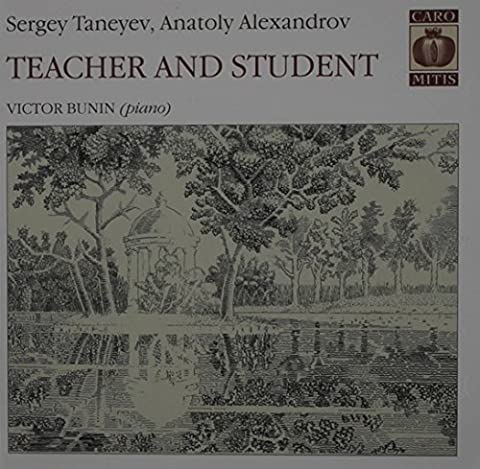 Teacher & Student [Import USA]