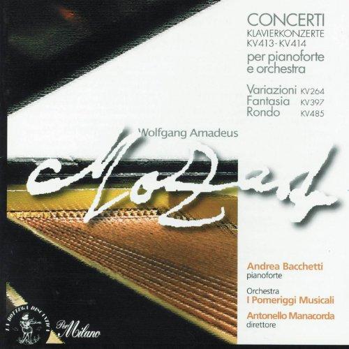 Wolfgang Amadeus Mozart: Klavi...
