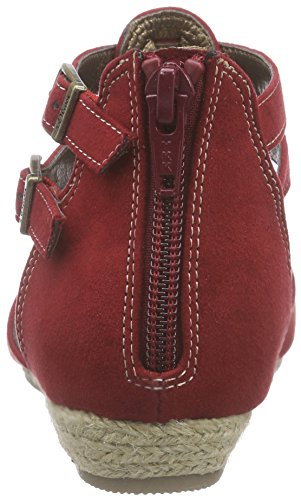 s.Oliver 48224, Salomés Fille Rouge - Rot (BORDEAUX 549)