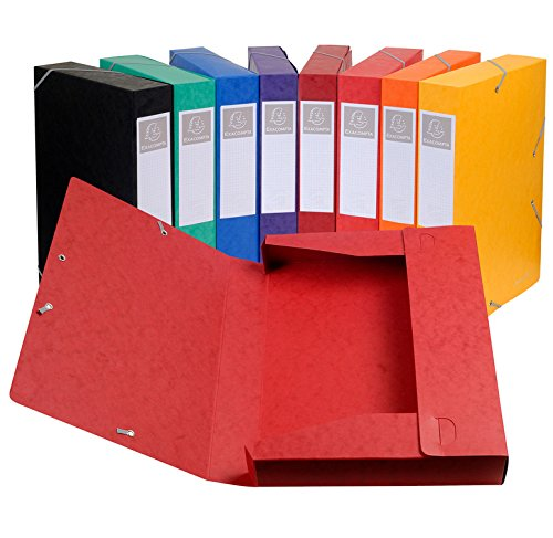 "'1Heftbox ""Cartobox Nature Future-50mm-Farbe Zufällige"