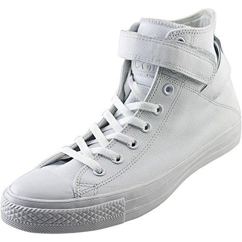 Converse CT Brea Hi White 549582CF, Damen Sneaker - EU 39 (Brooklyn Schuhe Hi)