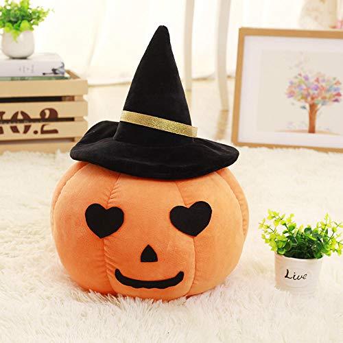 tier Füllung Halloween Kürbis Figur Unisex Baby Schlaf Begleiter Dekompression Sammlung Geburtstagsgeschenk ()