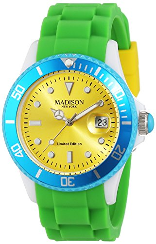 Madison - Herren -Armbanduhr U4484G -