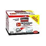 Rubson Recharges classiques pour absorbeur d'humidité 3 + 1 gratuite...
