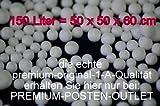 original sit4fun 1A Marken EPS Styroporkügelchen Sitzsackfüllung 150 Liter