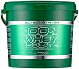 Scitec Nutrition Whey Isolate Schokolade, 1er Pack (1 x 4000 g)