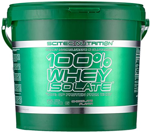#Scitec Nutrition Whey Isolate Schokolade, 1er Pack (1 x 4000 g)#