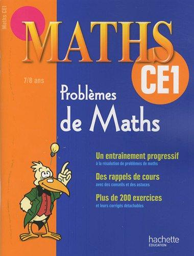 Problèmes de maths CE1 : 7-8 ans par Monique Verchère