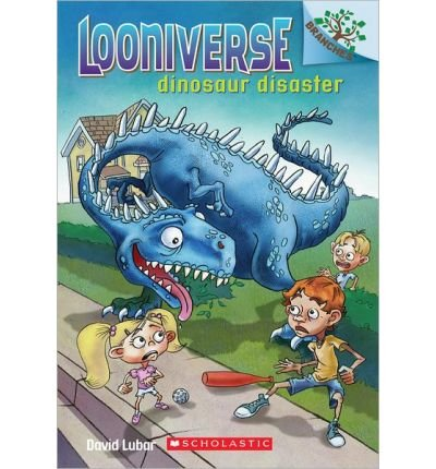[(Looniverse #3: Dinosaur Disaster (a Branches Book) )] [Author: David Lubar] [Apr-2014]