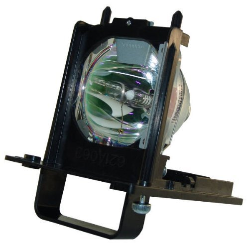 bekhic mediamonster 915B455011TV Lampe Ersatz Lampe mit Gehäuse für MITSUBISHI Fernseher (Mitsubishi Tv-lampe)