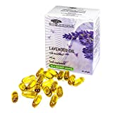 Best Natural Antidepressants - LAVENDER PURE OIL 500mg - Natural Stress Review