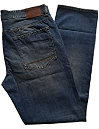 Timberland Men's Thompson Lake Denim, Zip-Fly Fit-Slim Jeans, 5412J-452