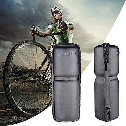 AITOCO Tragbare Fahrrad Flasche Cage Tool Bag Box, Radfahren Schlüssel Gläser Reparatur Werkzeug Flasche Kapsel Reißverschluss Tasche Bike Fall Vorratsbehälter -