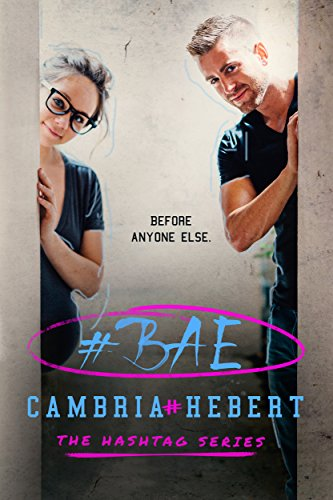 #Bae (The Hashtag Series Book 8) (English Edition)
