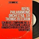 Schubert: Symphonie No. 6 - Grieg: En automne & Vieille romance norvégienne avec variations (Mono Version)
