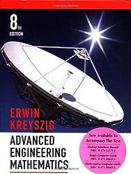 Advanced Engineering Mathematics, 8th Edition by Erwin Kreyszig (1998-10-23)