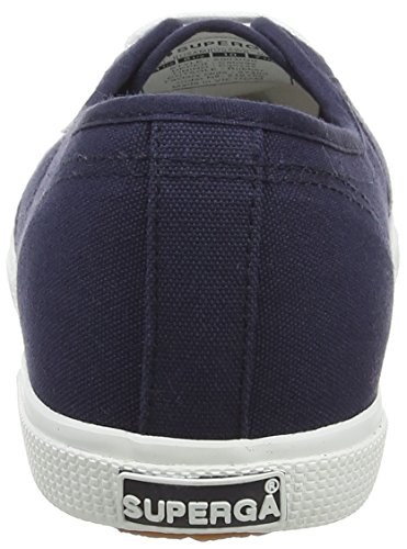 Superga  2950 Cotu, Sneakers Basses mixte adulte Bleu - Blau (944)