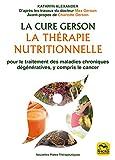 La thérapie nutritionnelle Gerson - Les affections dégénératives sont dus l'intoxication chronique des organes