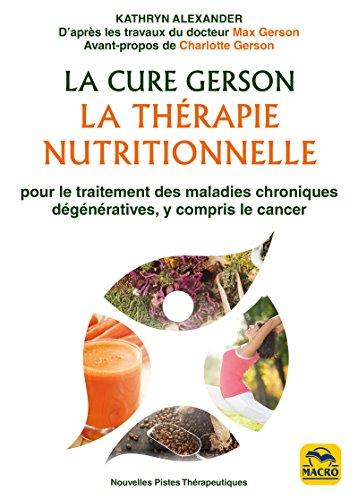 La Cure Gerson par Gerson Charlotte