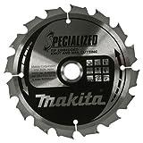 Makita Lame B-09385 renforcée 355 x 2,2 mm 3 cercle 23 axe 24z 30 degrés